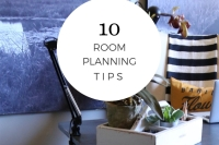 10 room planning tips