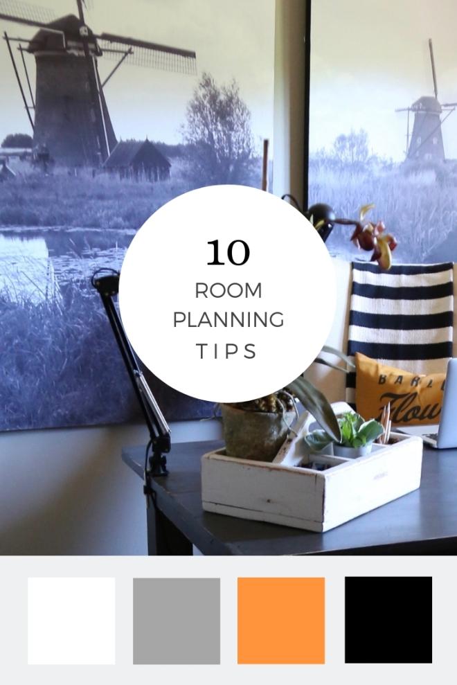 10 room planning tips