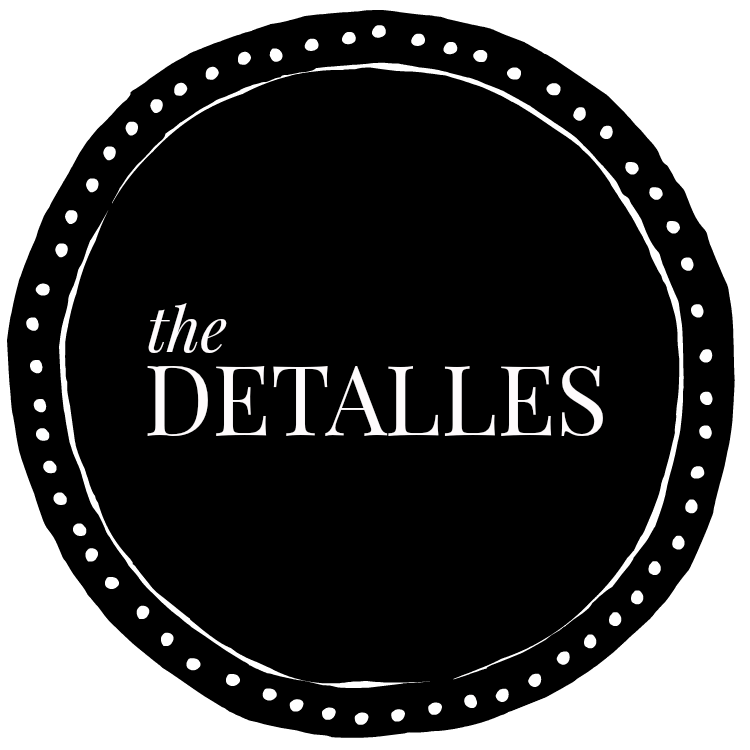 The Detalles Logo