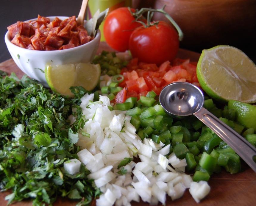 Fresh ingredients TheDetalles by Rosalia Pereira